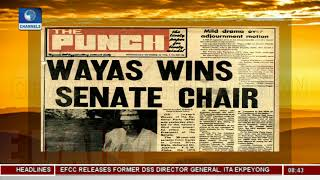 Process Of Impeaching A Senate President - Babajide Ogunsanwo Pt.1 |Sunrise Daily|