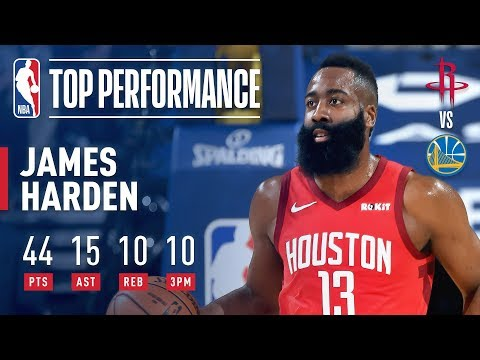 0480e9b5861e James Harden s CLUTCH Performance In The Bay