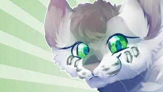 The REAL Reason Dovewing has Green Eyes | Warrior Cats Challenge #2