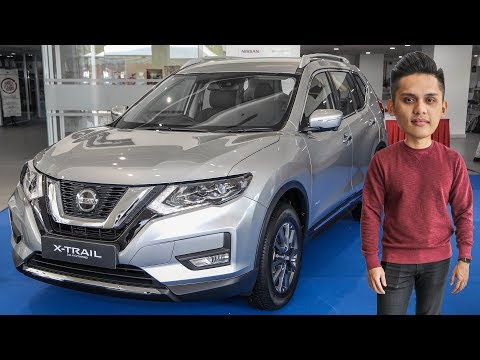 QUICK LOOK: 2019 Nissan X-Trail facelift - from RM140k to RM170k`