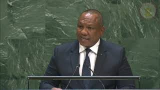 Intervention du Pm devant l'AG ONU 2019
