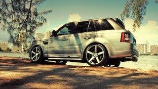 Range Rover Sport on 22