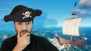 Denizlerin Kralı Olmaya Geldik | Sea of Thieves