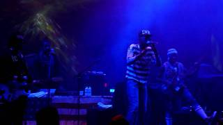 Theophilus London Performs I Stand Alone @ Union Transfer in Philly - 10/25/11
