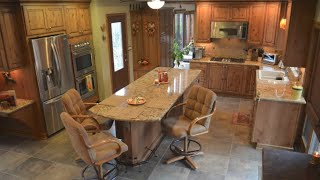 Kitchen Remodel With A Room Addition