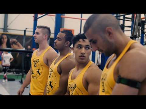 Czech Weighted Workout Battle (CWWB) 2017 - TRAILER