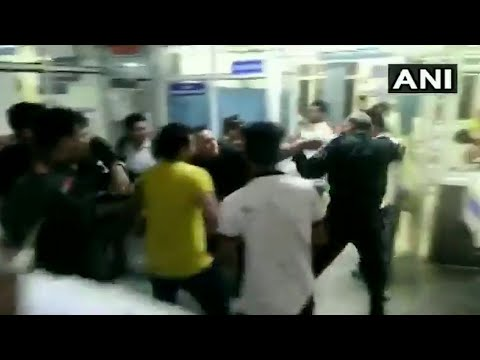 Fracas in Delhi hospital just a day after doctors' protest ends