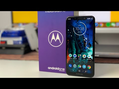 Recensione Motorola One, Notch ed Android One