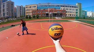 BASKETBALL FIRST PERSON | Баскетбол от первого лица