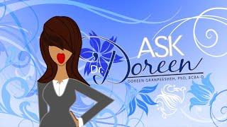 Ask Dr. Doreen Wednesday February 10, 2021