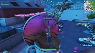 Fortnite: Dance on Top of a Oversized Cup of Coffee