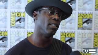 The 100 / The Hundred / Сотня, Isaiah Washington Interview - The 100 (CW) Season 2