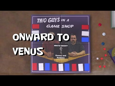Two Guys in a Game Shop Review: Onward to Venus