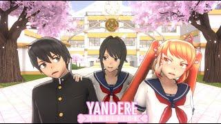 Notice Me Senpai - Yandere Simulator Pose Mode Music Video