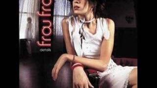 frou frou-close up with lyrics