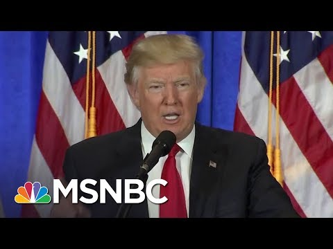 Dossier Author Says Donald Trump's Russia Deals Deserve Investigation | The Last Word | MSNBC