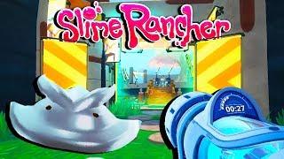 QUICKSILVER SLIMES and Unlocking Mochi's Megabucks Update! - Slime Rancher Gameplay