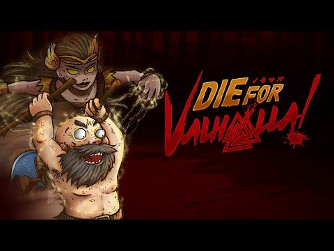 Die for Valhalla! - beat 'em up arcade adventure thumbnail