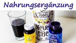 Organic Alpha Alpha Foods Besser fühlen durch Nahrungsergänzungsmittel?!? Neues Leben Sonnen Sango