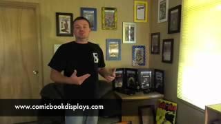 Comic Book Displays #1