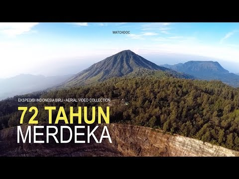 72 TAHUN MERDEKA - Drone Keliling Indonesia