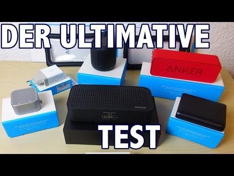 Bluetooth Lautsprecher Test und Vergleich 2017 - Reiselautsprecher Test