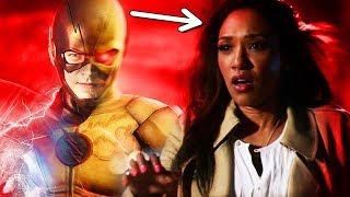 ПОЧЕМУ АЙРИС УЭСТ УМРЁТ В 4 СЕЗОНЕ?! / Флэш l The Flash