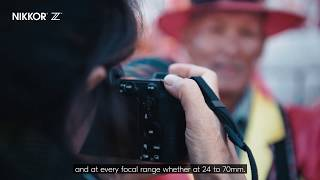 YouTube Video m6Mz8djYNAU for Product Nikon NIKKOR Z 24-70mm F/2.8 S Lens by Company Nikon in Industry Lenses