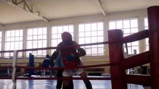 Ergashev Davlat-Fight Muay-Thai