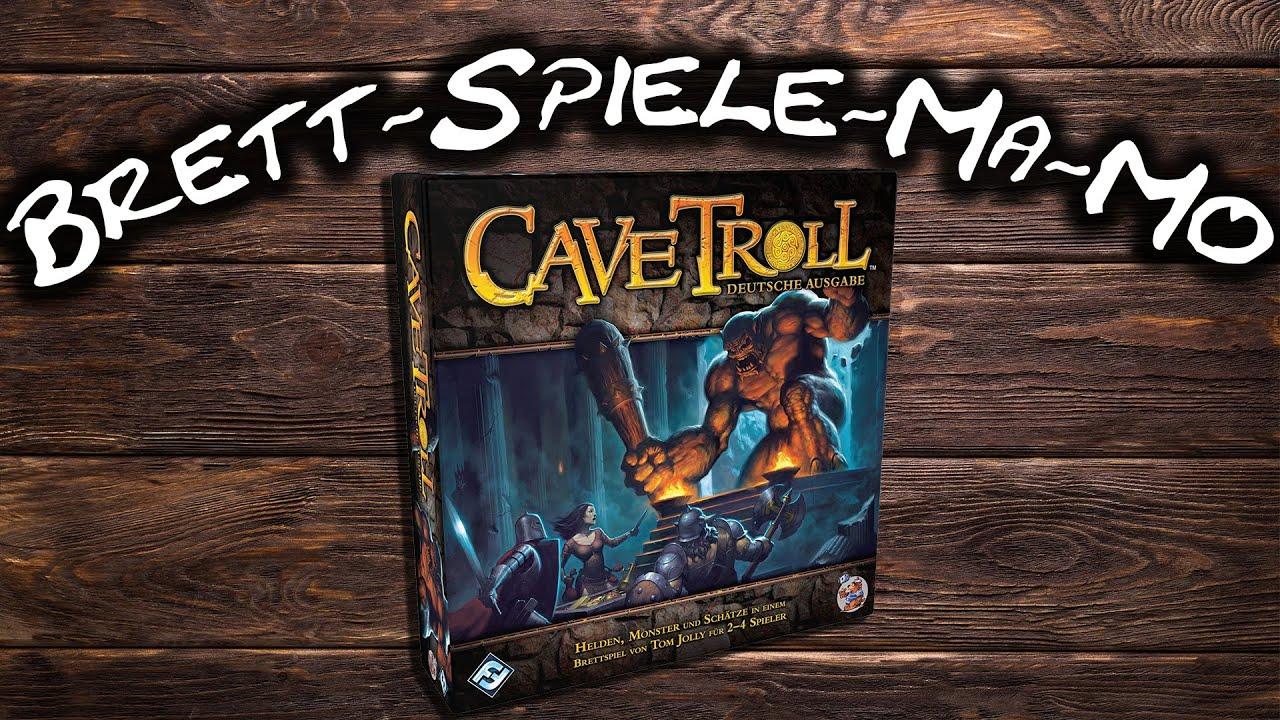 [Brett-Spiele-Ma-Mo] Cave Troll