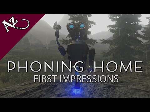 Phoning Home - First Impressions video thumbnail