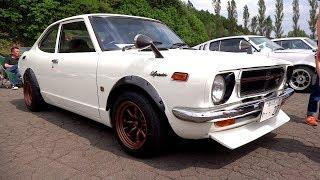 TOYOTA Sprinter TRUENO TE27 1973 トヨタ スプリンター トレノ  TE27 1973年式