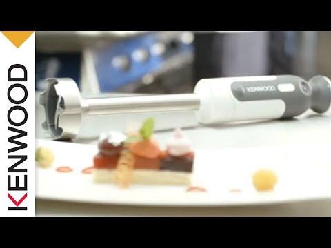 Kenwood Triblade Stabmixer mit Johann Lafer | TV-Spot (2013)