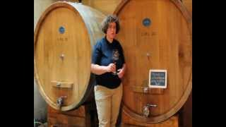 preview picture of video 'I travasi del Brunello al Casato Prime Donne, Montalcino'
