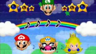 Mario Party 2: Luigi wins by doing absolutely nothing - dooclip.me