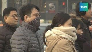 [tbs] 서울시, 겨울 미세먼지 '분진흡입차'로 잡는다