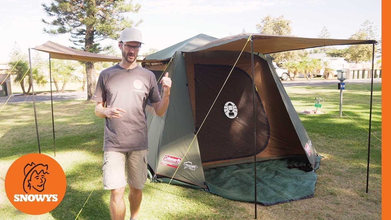 Instant Up Gold 6P Tent