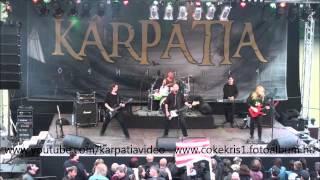 preview picture of video 'KÁRPÁTIA SZARVAS PÁLINKA  2013 06 04'