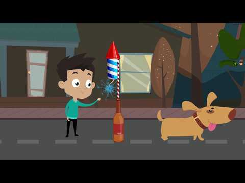 This Diwali say NO to crackers | Diwali animated video