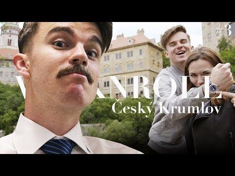 Fake průvodčí w/Ester a Josefina | VLAKNROLL #3