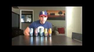 5 Monster Energy Drink Chug (Rehab series) - Monster Energy drinks kill?