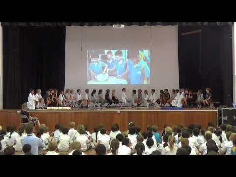 Upper Primary Assembly: Dinosaur Planet by 3JC and 3CT