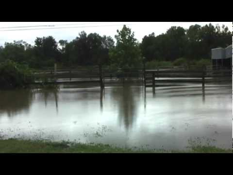 Springtown Sweetview Farm Flood of 2011