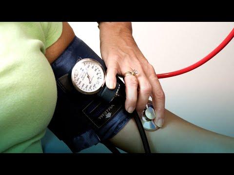 Presión arterial diverso en el momento