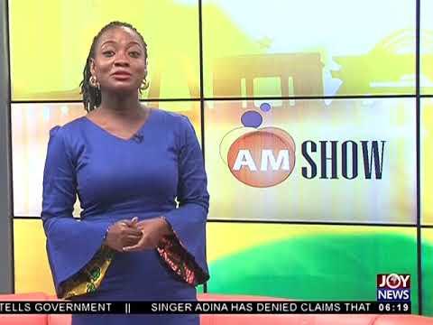 AM Show Intro on JoyNews (30-3-18)