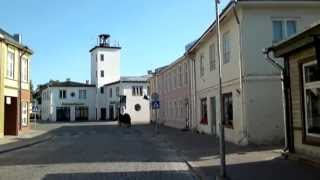 preview picture of video 'Haapsalu, Estonia 23.6. 2013'