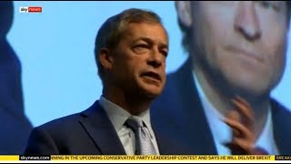 May 2019 - Rise of the Brexit Party