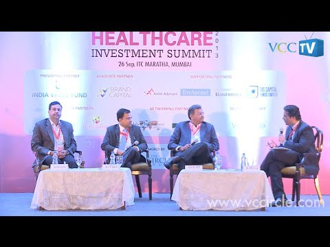 Healthcare Investment Summit 2013 Panel III: Scaling-up and professionalising your healthcare business