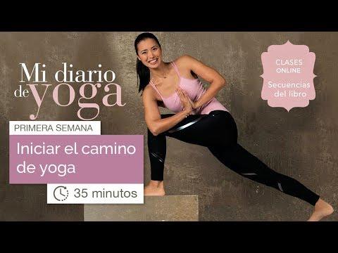 El yoga de la ocupación para el adelgazamiento de la casa del vídeo
