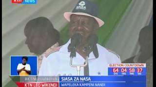 NASA wafanya mkutano mkubwa Kapsabet